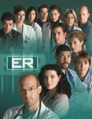 ER Season 6 Cast Monatge image 1