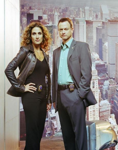 CSI NY Season 2 Drama